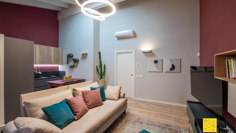 Arredamento d'interni Giallo Pastello - Giallo Pastello Interior Design