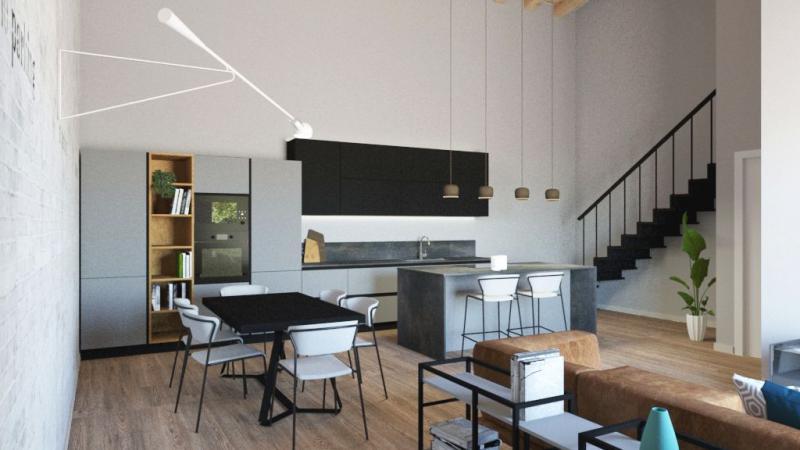 Giallo Pastello Interior Design - Rinnovo zona living