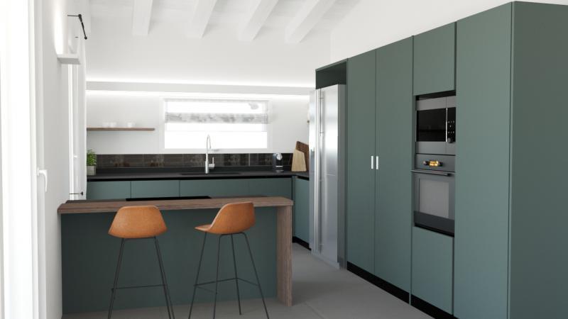 Giallo Pastello Interior Design Brescia - Rinnovo cucina