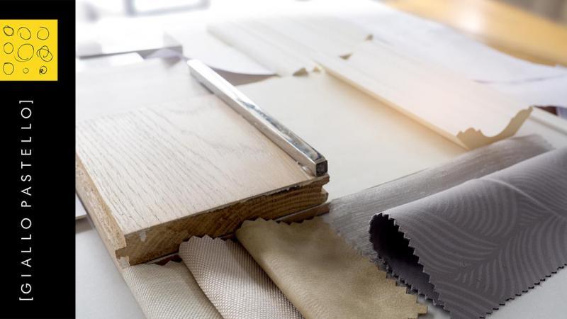 La Scelta dei Materiali nell'Interior Design