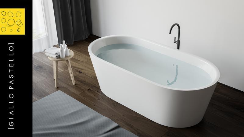 Come arredare il bagno: i consigli dell'Interior Designer - Giallo Pastello Interior Design a Brescia Ber