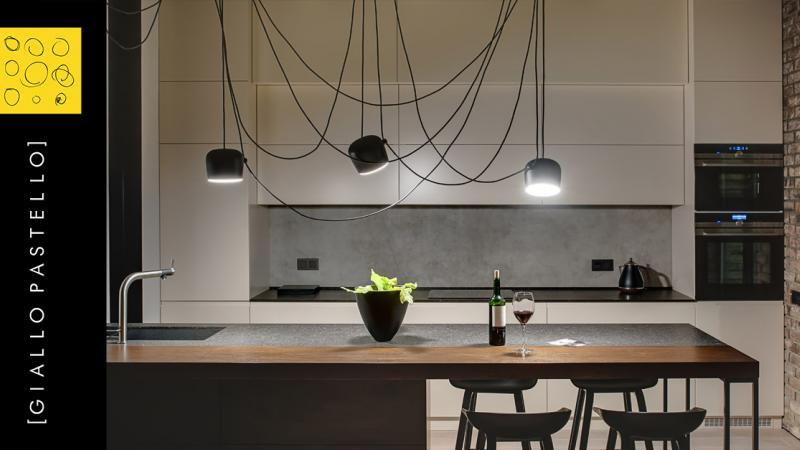 Rimodernare cucina: 12 facili interventi per rimodernare la tua cucina - Giallo Pastello - Interior Design Brescia